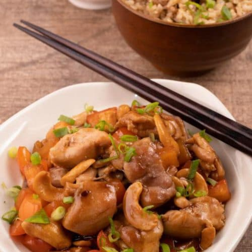 Easy Kung Pao Chicken – Best Chinese Food Recipe
