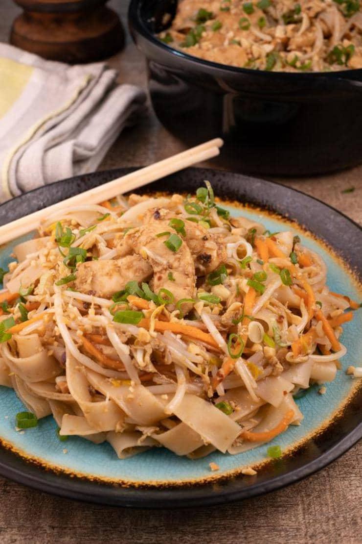 Easy Pad Thai – Best Homemade Pad Thai Recipe – Dinner – Lunch – Quick – Simple