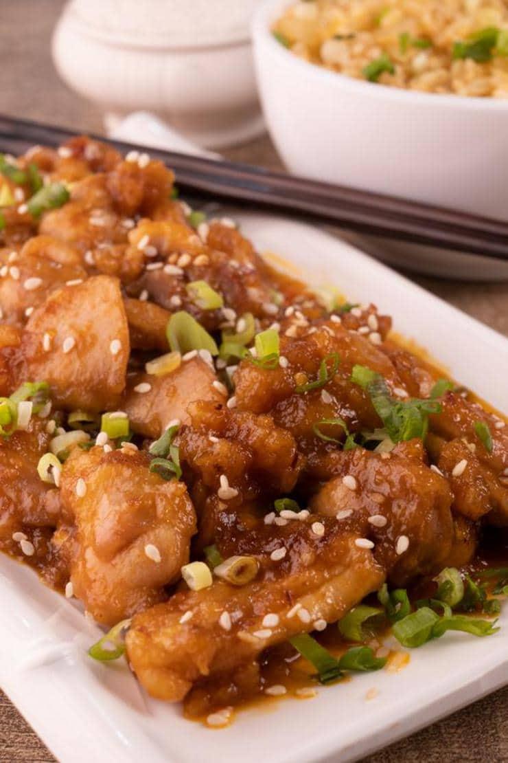 Easy Spicy Chicken