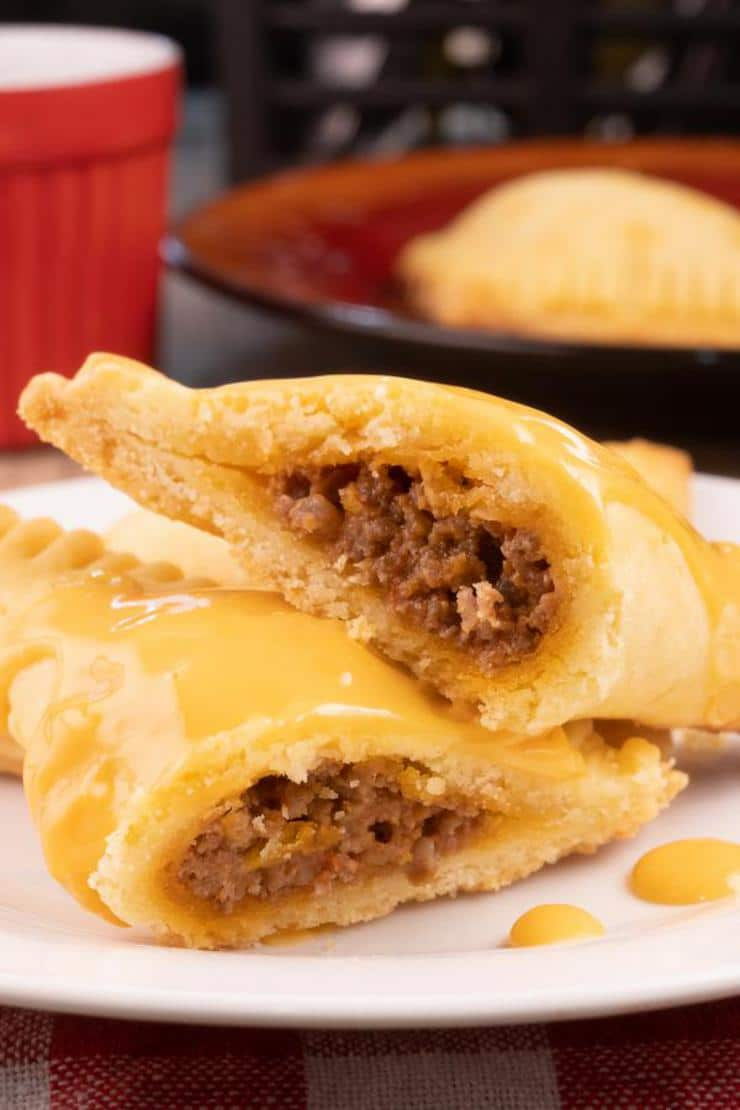 Easy Taco Hand Pies
