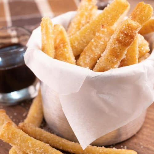 {Easy} Churros – BEST Air Fryer Churros Recipe – Breakfast – Treats – Party Food
