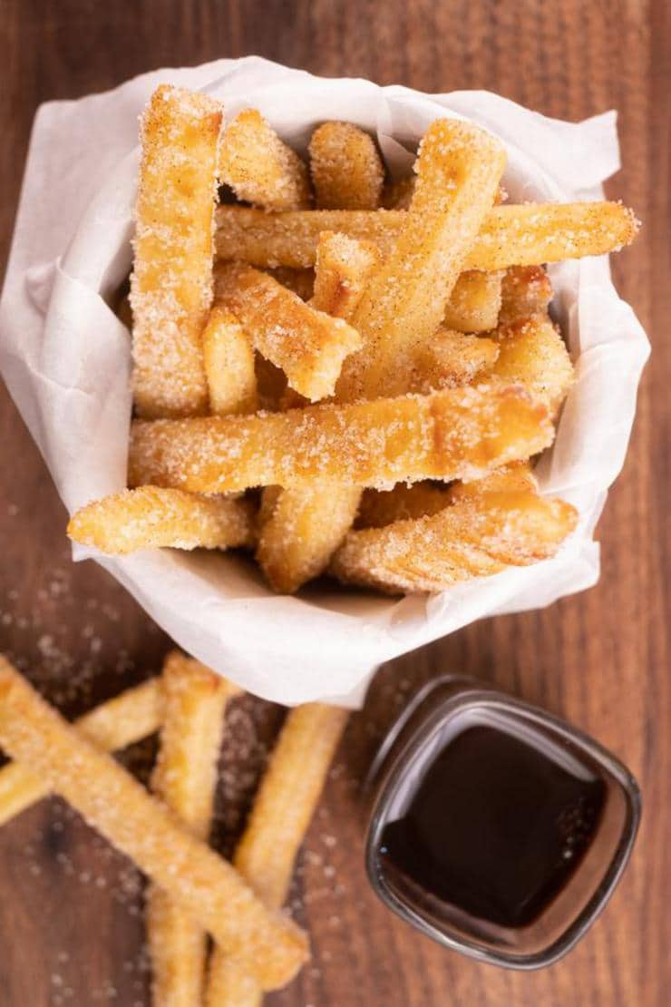 Easy Air Fryer Churros
