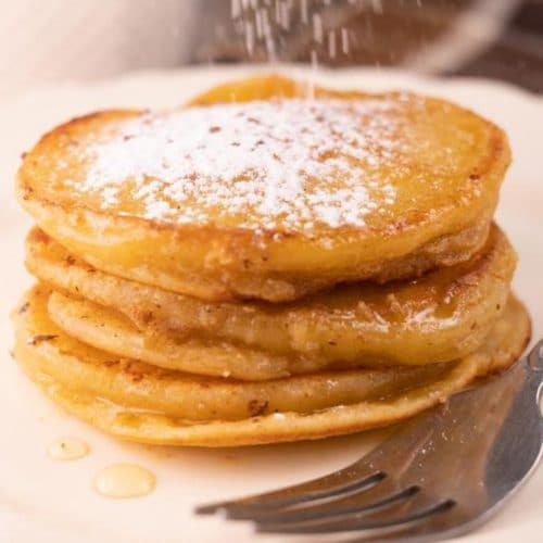 Easy Pancakes – Best Homemade French Toast Pancake Recipe – Breakfast – Desserts – Snacks – Quick – Simple