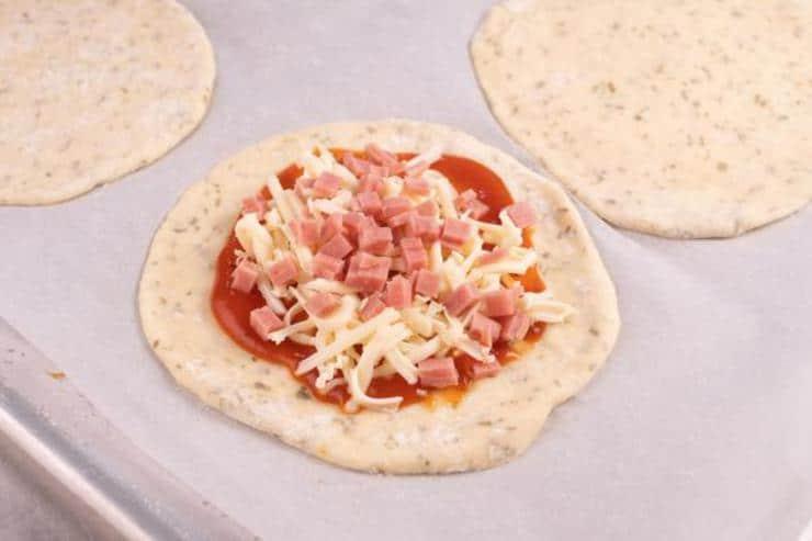Easy Pizza Pockets