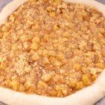 Easy Dessert Pizza – Best Apple Dessert Pizza Recipe – Desserts – Snacks – Kids Party Food