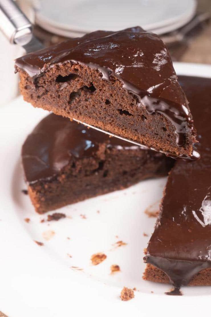 Easy Brownie Cake – Best Chocolate Brownie Cake Recipe – Desserts – Snacks – Kids Party Food