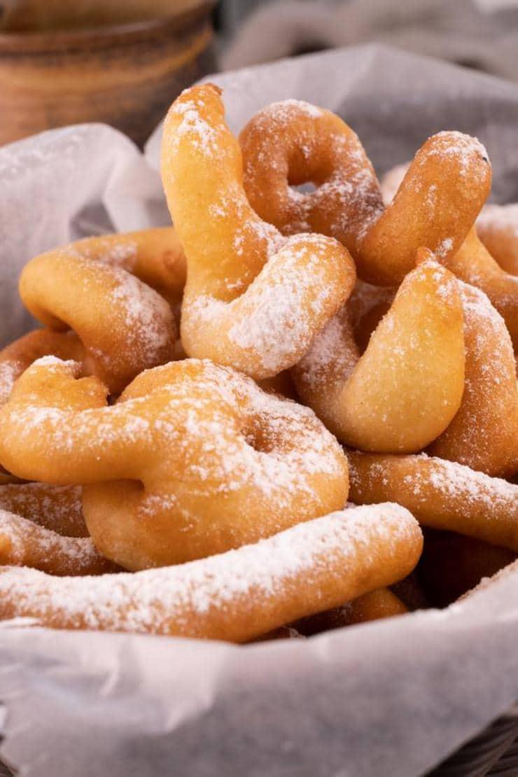 Easy Funnel Cake Bites – Best Funnel Cake Bites Recipe – Desserts – Snacks – Kids Party Food