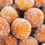Best 3 Ingredient Cinnamon Sugar Donut Holes - Kids Party Food