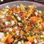 Easy Taco Salad – Best Homemade Doritos Taco Salad Recipe – {Easy} Lunch – Dinner – Snacks – Side Dishes