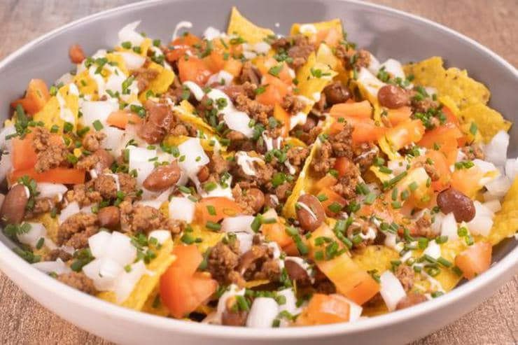 Easy Dorito Taco Salad