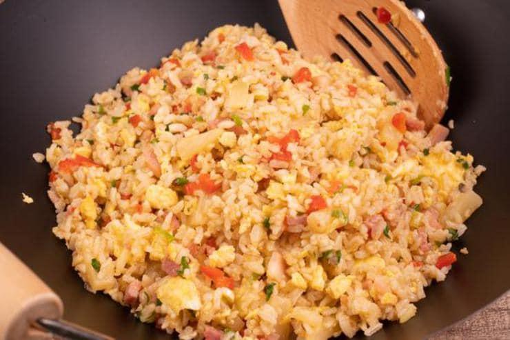 Easy Hawaiian Fried Rice