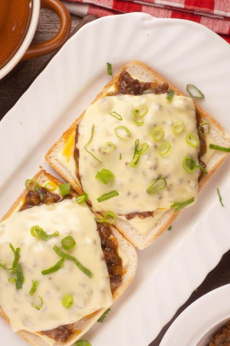 Easy Texas Toast Sloppy Joes