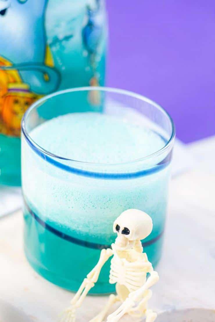 Alcohol Drinks Boozy Ghoul Aid