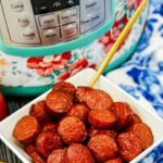 Best Instant Pot Apple Kielbasa Bites Recipe – {EASY} Lunch – Dinner – Side Dish – Party Food