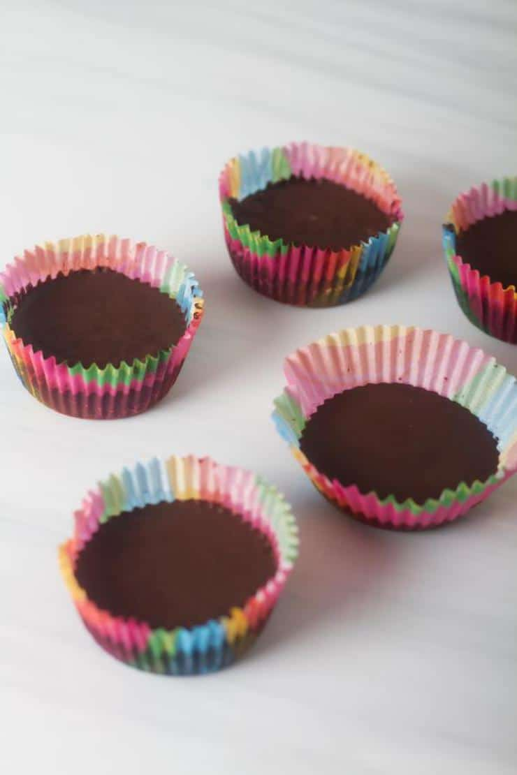 Easy Reeses Peanut Butter Cups
