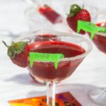 Best Vampire Margarita Halloween Drinks